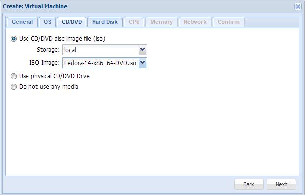 Amahi in Proxmox without Greyhole - Amahi Wiki