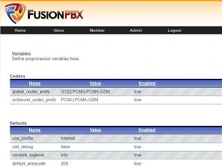 Fusion PBX