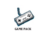 ArcademSX Game Pack 1