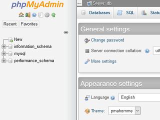 phpMyAdmin (Docker)