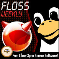 "TWiT FLOSS (<a target=""_blank"" href=""http://bit.ly/floss-audio"">audio</a>, <a target=""_blank"" href=""http://bit.ly/floss-interview"">video</a>)"