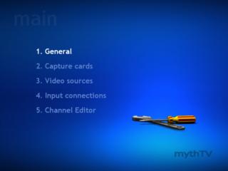 MythTV Backend for Amahi