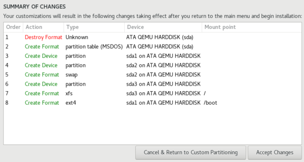 Fedora 27 Server DVD Install - Amahi Wiki